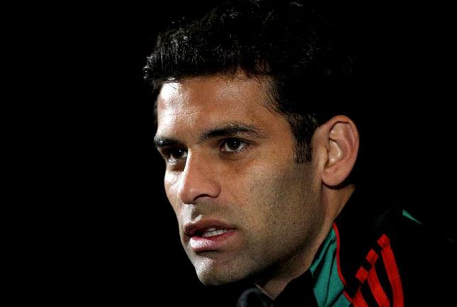 El ex futbolista Rafa Márquez, otro implicado. FOTO: Especial