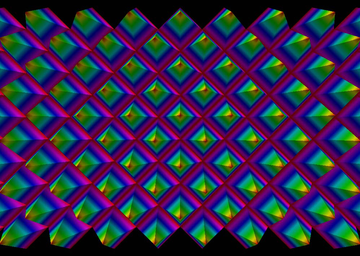 3D Stereograms, Optical Illusions Pictures, Illusion ...