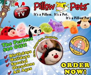 Order Pillow Pets: September 2010