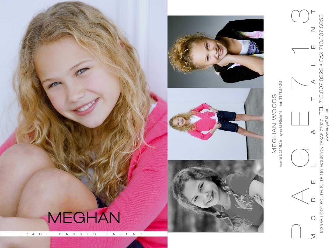 Houston teen modeling