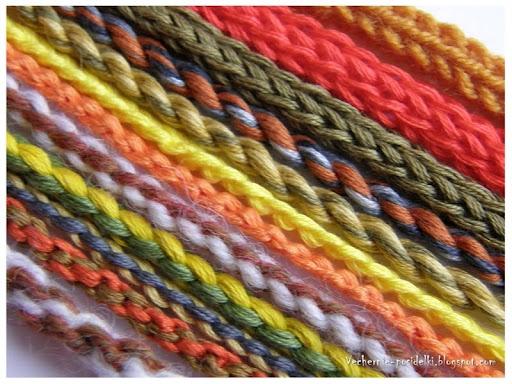 Хочу Вам перецитировать пост рукодельницы Татьяны с великолепного сайта , в котором она рассказывает о плетении...