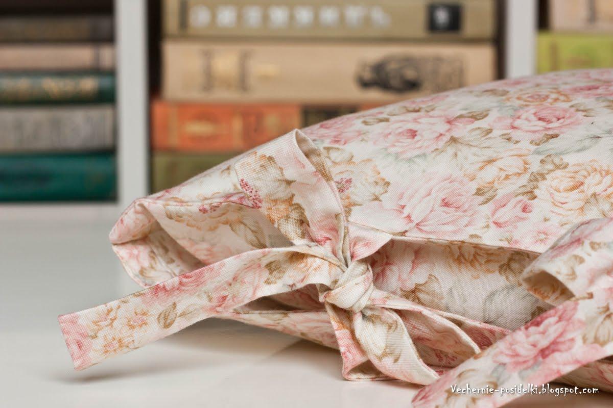 Как сшить подушку с пуговицами фото 567
