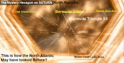Latest research on bermuda triangle