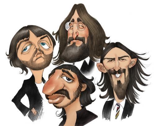 Famous People Cartoons 101510» Vector Clip Art - Free Clip ...