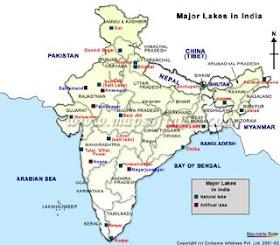 kolleru lake in india map Austin Geography Bee Lakes In India kolleru lake in india map