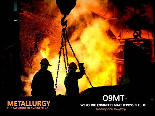 Metallurgy & Materials Engineering: Metallurgy & Materials ...