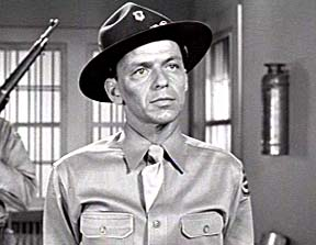 Best Actor: Best Supporting Actor 1953: Frank Sinatra in From Here ...