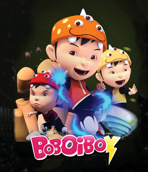 Boboiboy Dimensi Animasi Superhero Baru - TheSkop f521b5d095