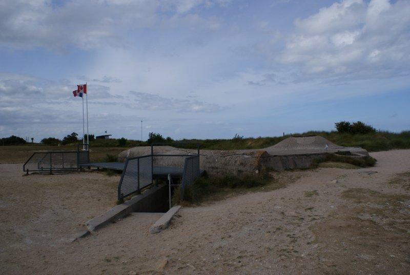 German Bunker @ Juno Beach