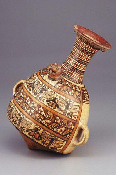 Ceramica Inca Historia Universal