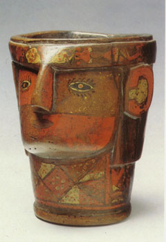 Ceramica inca historia universal for Como pintar jarrones de ceramica