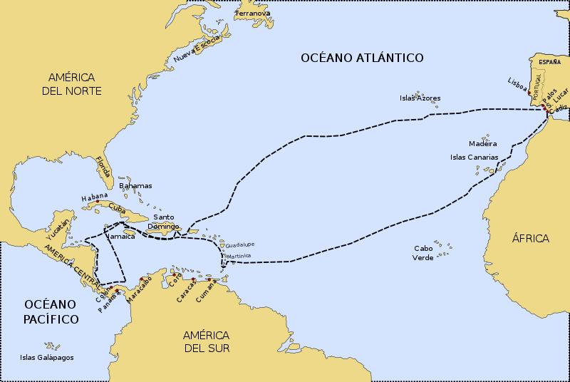 Cuarto viaje de Cristobal Colón