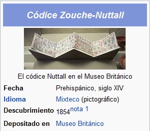 codices mixtecas