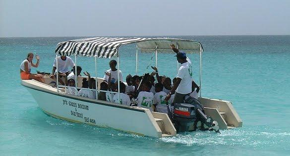 Glass bottom boat lyric