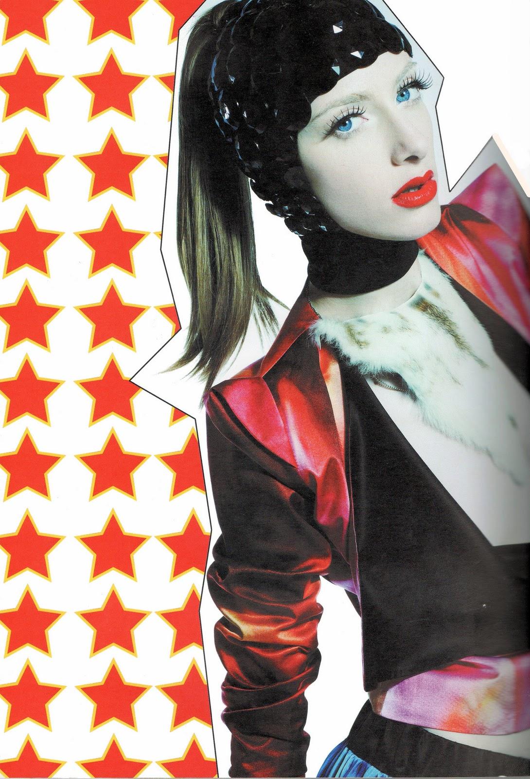 Fashion and art magazine Faar