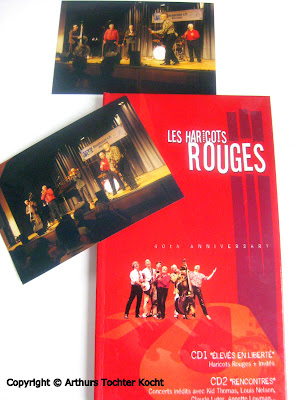 Les Haricots Rouge in Concert | Arthurs Tochter kocht von Astrid Paul. Der Blog für Food, Wine, Travel & Love