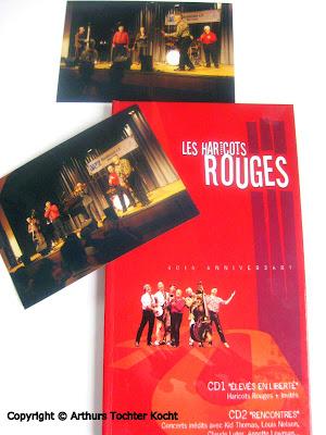 Les Haricots Rouge in Concert | Arthurs Tochter kocht von Astrid Paul. Der Blog für Food, Wine, Travel & Love