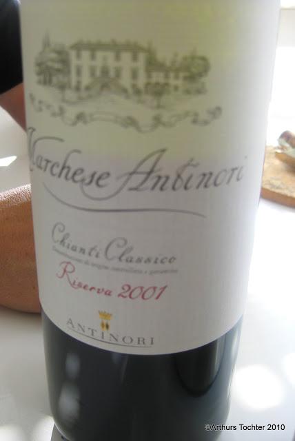 Marchese Antinori Chianti Classico Reserva | Arthurs Tochter kocht von Astrid Paul. Der Blog für Food, Wine, Travel & Love