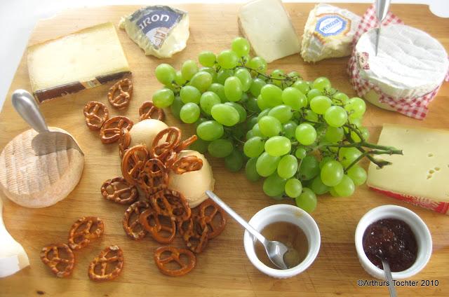 Käseplatte | Arthurs Tochter kocht von Astrid Paul. Der Blog für Food, Wine, Travel & Love