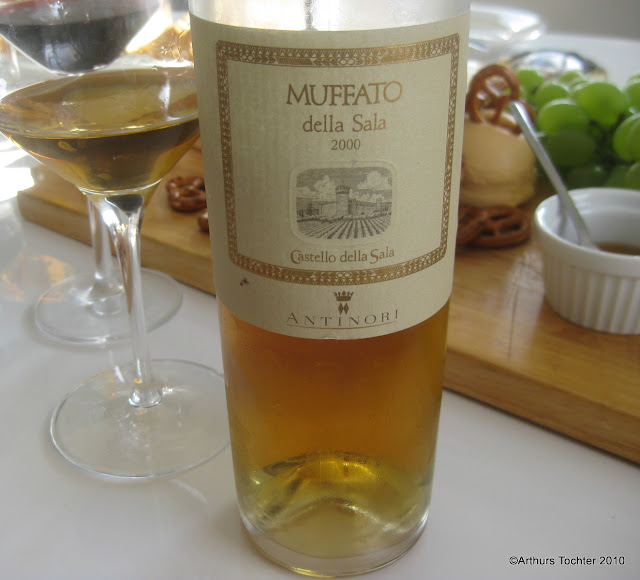Muffato della Sala, Castello della Sala, Antinori | Arthurs Tochter kocht von Astrid Paul. Der Blog für Food, Wine, Travel & Love
