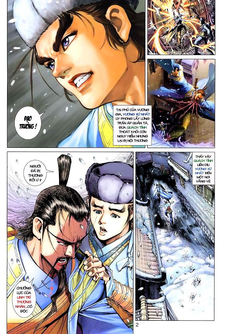 Anh Hùng Xạ Điêu anh hùng xạ đêu chap 9 trang 2