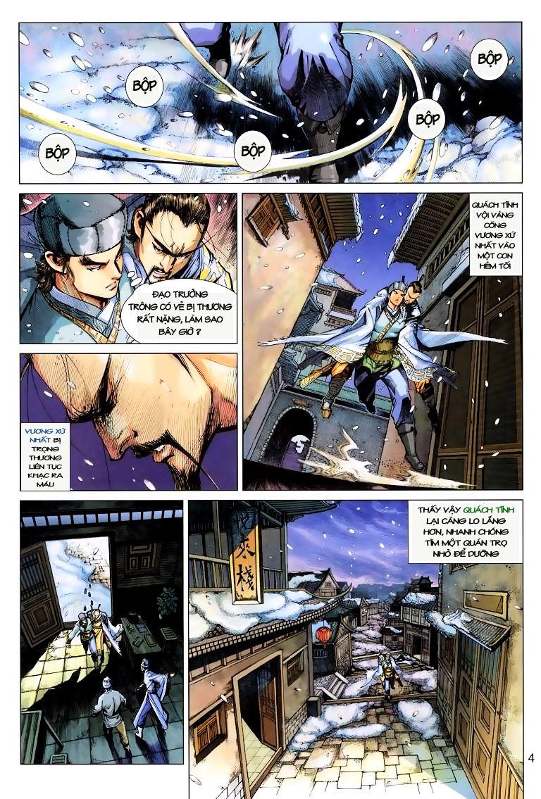 Anh Hùng Xạ Điêu anh hùng xạ đêu chap 9 trang 4