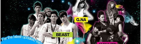 Catch Korean Pop Stars live in Malaysia!