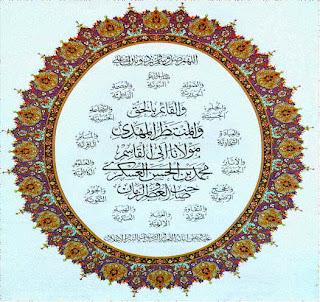 Bas Ya Hussain(A S): 14 MASOOMEEN