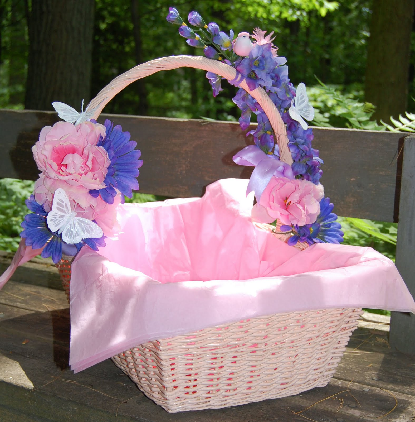 decorative baskets for wedding how to decorate baskets decoratingspecial 3445