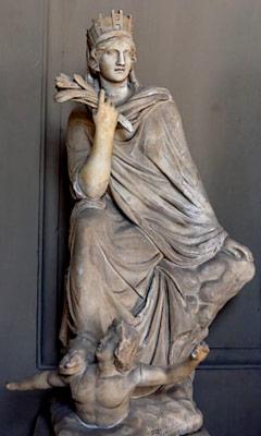 Risultati immagini per Fortuna antica roma