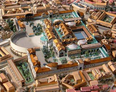 visita guidata: TERME ROMANE AL COLLE OPPIO
