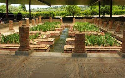 Il giardino romano romanoimpero.com
