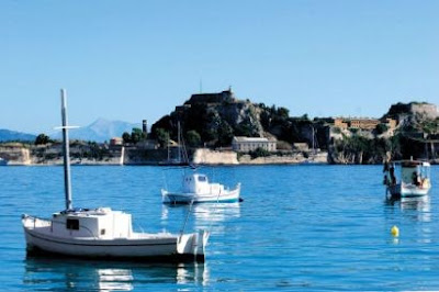 Corfu – scandal, intrigue and conspiracies in paradise