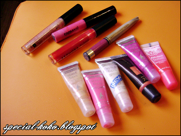 Tag : Vanity table + Make-up collection & organizing tips