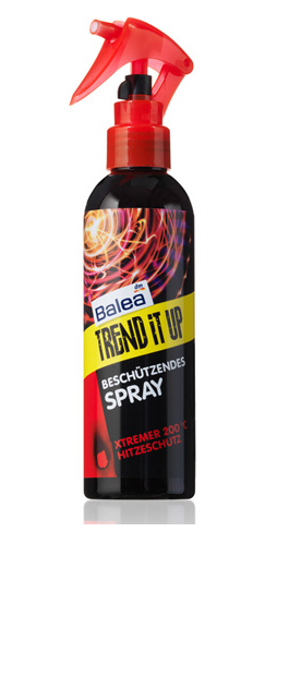 Be Part Of My Life: Balea Trend It Up Beschützendes Spray