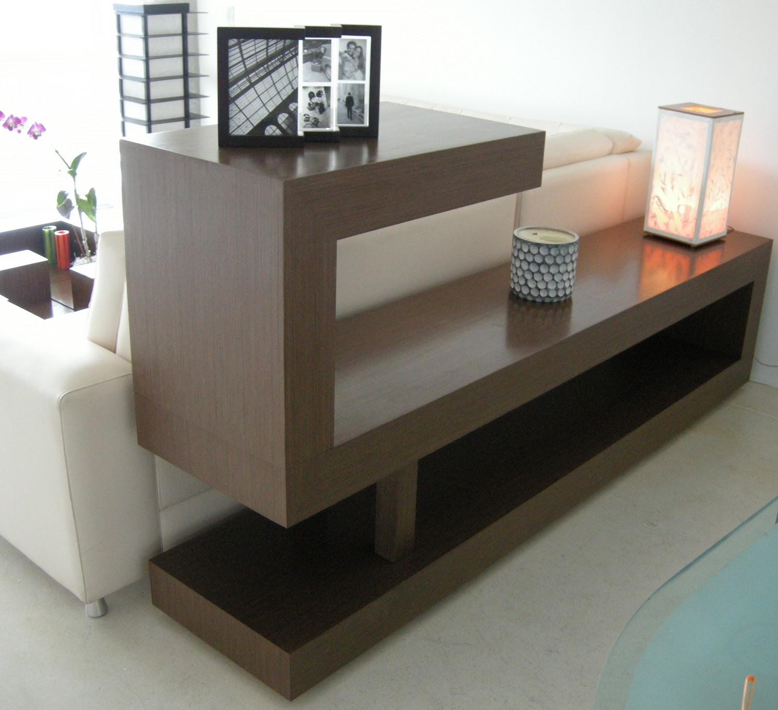 Wood lounge mueble separador de espacios - Separador de espacios ...