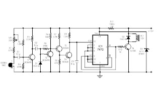 Electronic Circuits: Clapp Switch