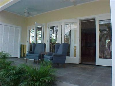 It Is Believed That The Blue Color Repels Insects. I Read One Article Where  A Homeowner Tested This Out By Painting Half Of His Porch Ceiling Blue And  Left ...