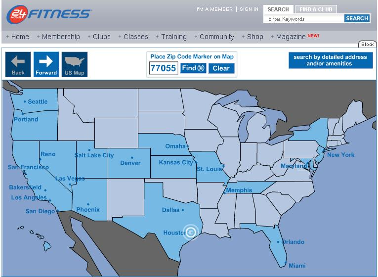24 hour fitness locations usa | Fitness and Workout