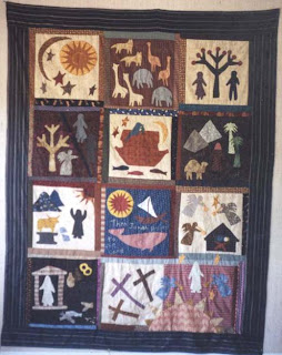 Lila S Quilts The Bible Quilt