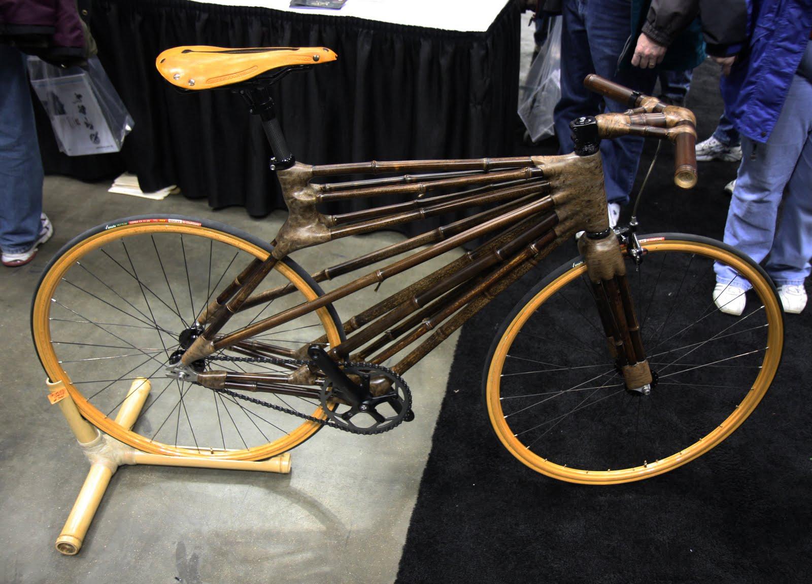ein fahrrad aus bambus juli 2010. Black Bedroom Furniture Sets. Home Design Ideas