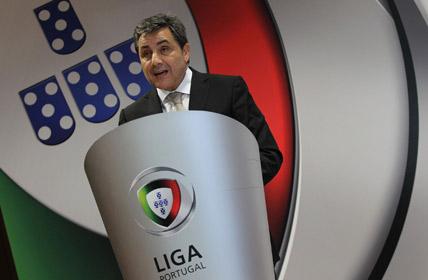 Futebol 1 liga portuguesa