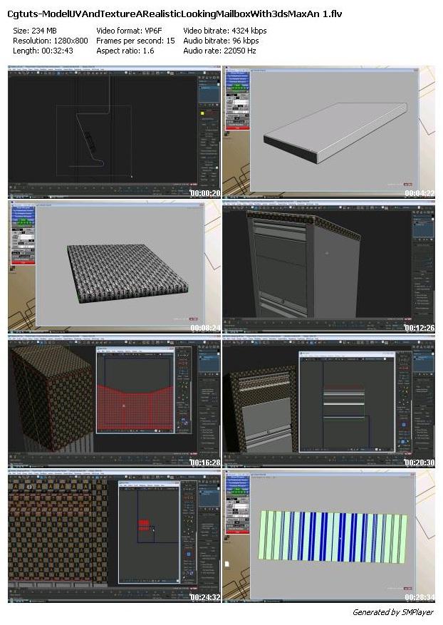 3D-XPLORE: cg tutsplus com-Video Tutorials in 3dsMax-2010