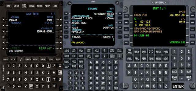 Flight Simulator X e 2004 Brasil: Airac 1010 / FSX e FS2004