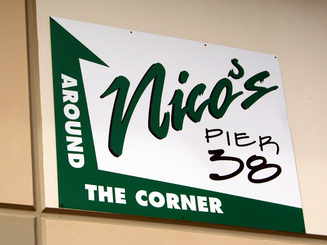 Nico's at Pier 38 as on Diners, Drive-Ins and Dives