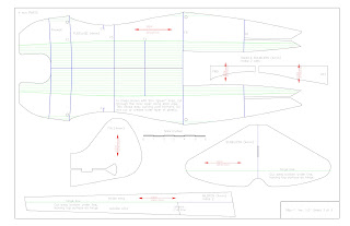 Free RC Model Airplane Plans | Design Plane