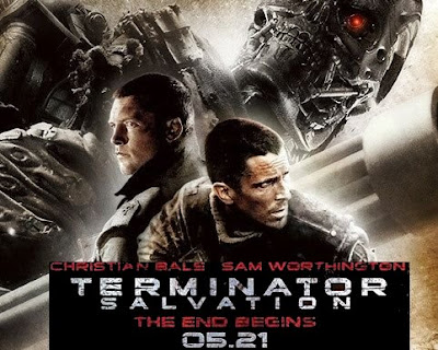 Terminator 4 Movie Release Date: May 21, 2009
