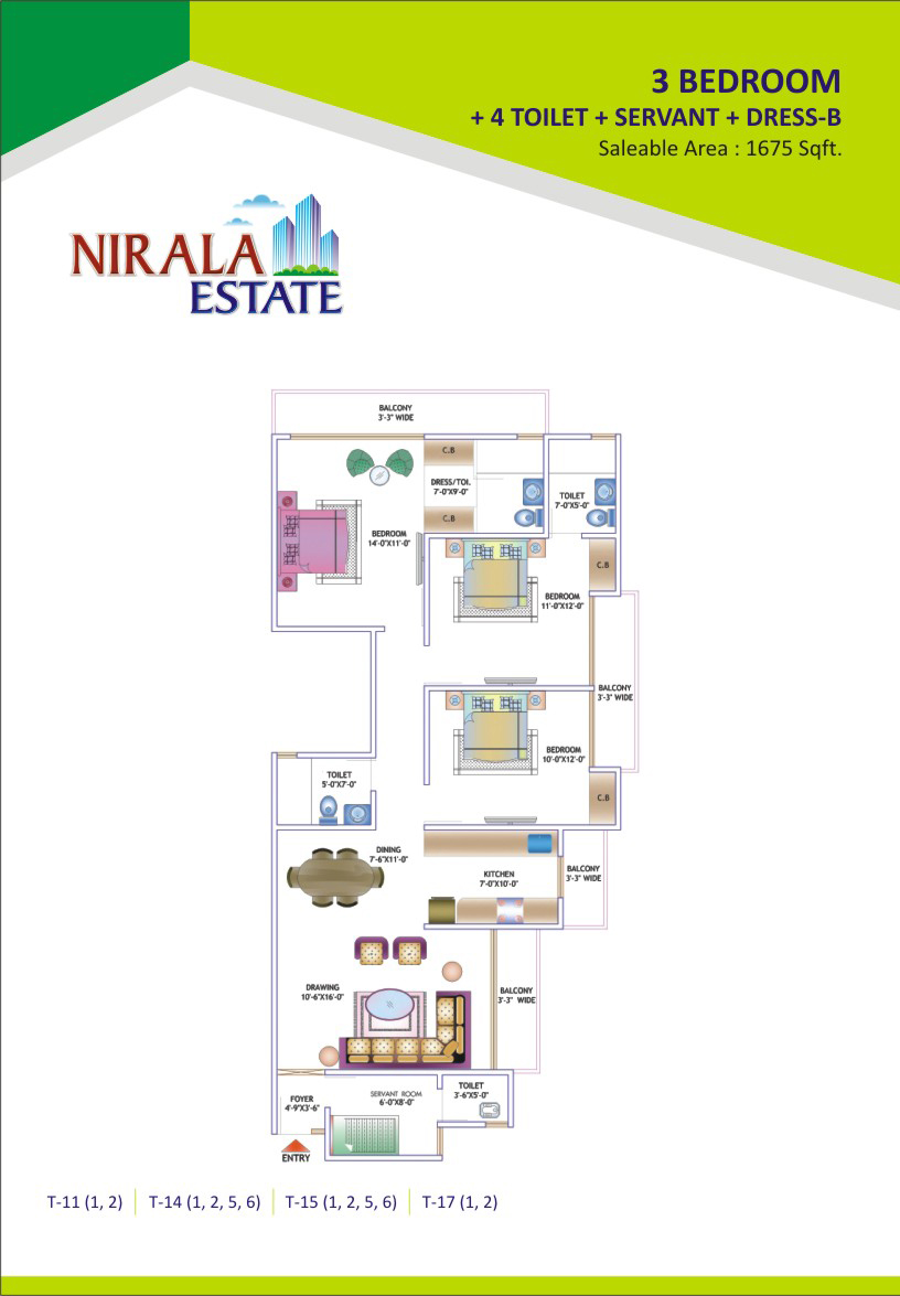 1675 sq.ft.-3bhk-study-floor-floor-plan-nirala-estate
