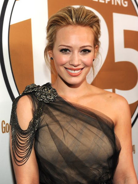 See Celebrities Wearing Her: Hilary Duff News And Pictures: Hilary Duff