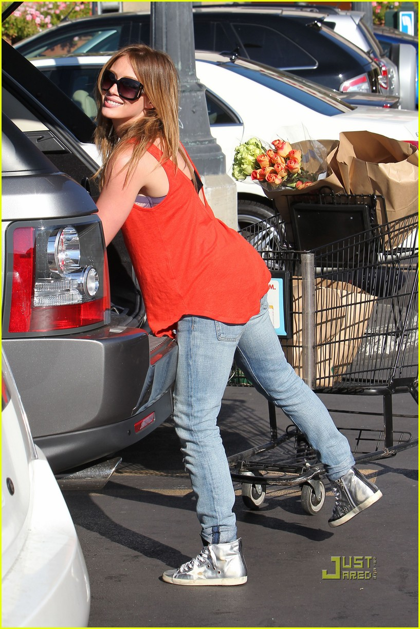 Hilary Duff News and Pictures: August 22, 2010